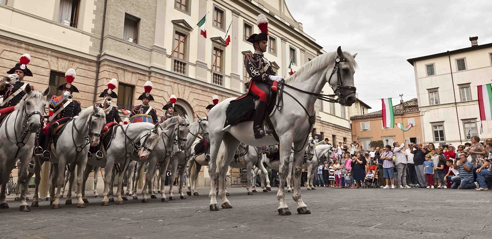 Fanfara carabinieri a cavallo